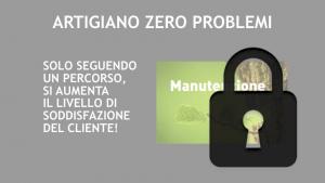 Slide Artigiano Zero Problemi - post-vendita - infissi e serramenti - porte-finestre