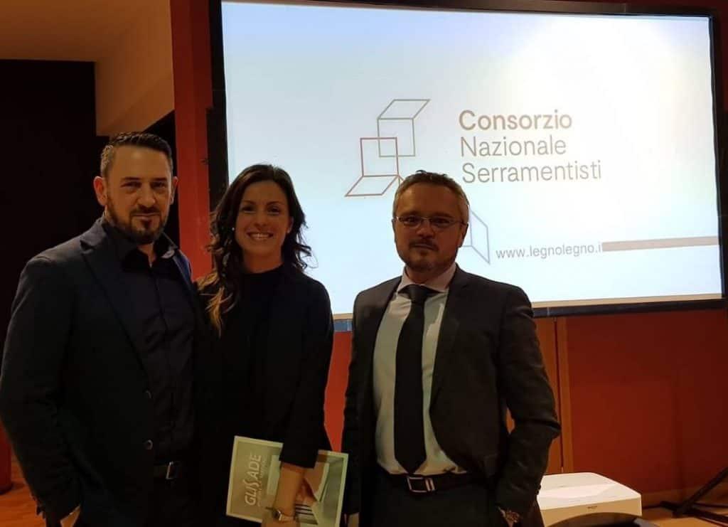 Foto Daniele Cagnoni beopen 2019 - serramentisti manutenzione post vendita