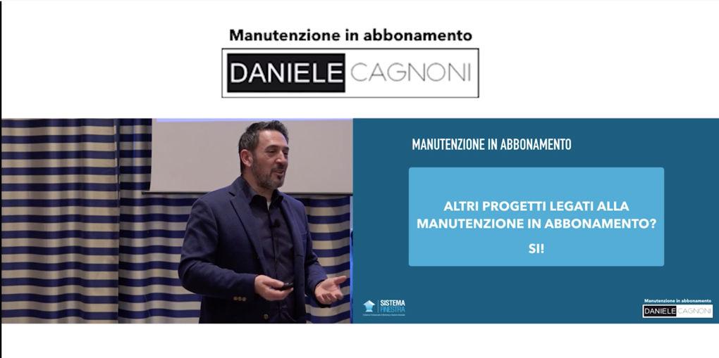 Corso Manutenzione in Abbonamento - Daniele Cagnoni