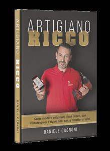 Libro Artigiano Riccco di Daniele Cagnoni