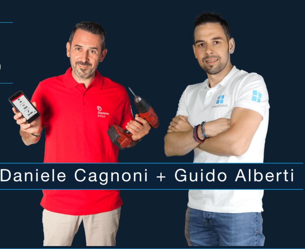 Guido Alberti e Cagnoni Daniele Sistema Finestra